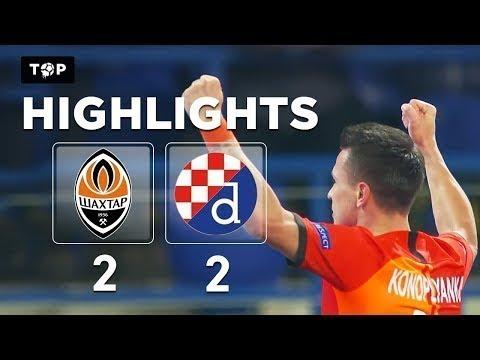 Cuplikan Gol Shakhtar Donetsk vs Dinamo Zagreb 2-2