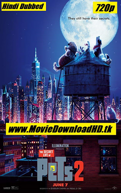 The Secret Life of Pets 2 (2019) Hindi dubbed Full Movie Download__www.moviedownloadhd.tk