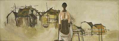 B.Prabha.-Fisherwoman-1979.-Courtesy-of-Dhoomimal-Gallery