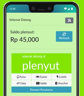 Aplikasi di Toko Aplikasi untuk mobile sekarang tak sanggup dihitung jumlahnya Aplikasi Penghasil Uang Plenyut, Download Apk dan Cara Installnya Bebebeginilahlah