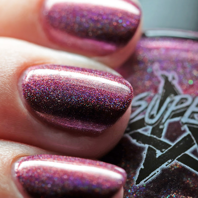Supernatural Lacquer Keep Calm and Fight Cancer