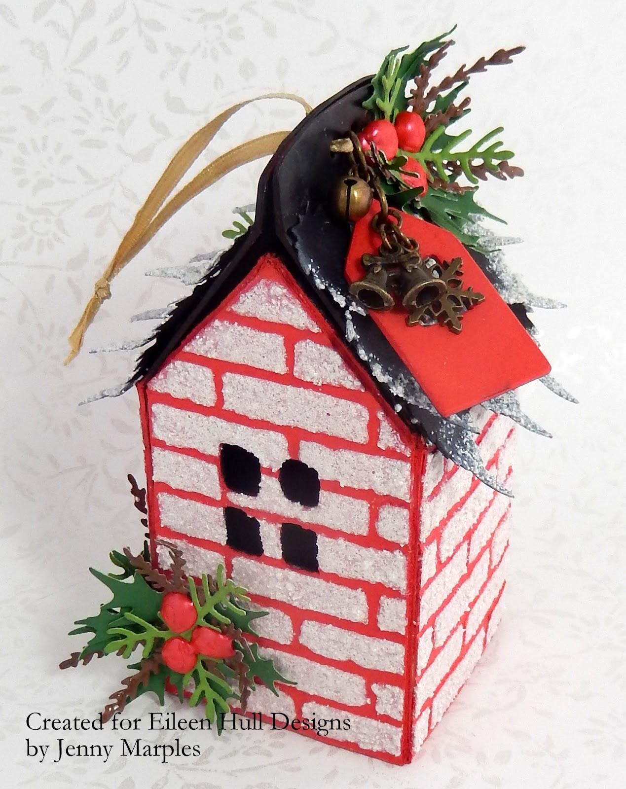Sizzix House Ornament에 대한 이미지 검색결과