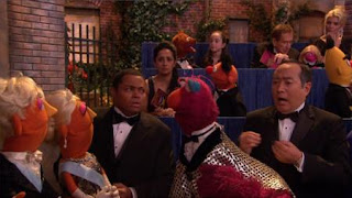 Alan, Chris, Telly, Ernie, bert, sesame street characters, Sesame Street Episode 4411 Count Tribute season 44