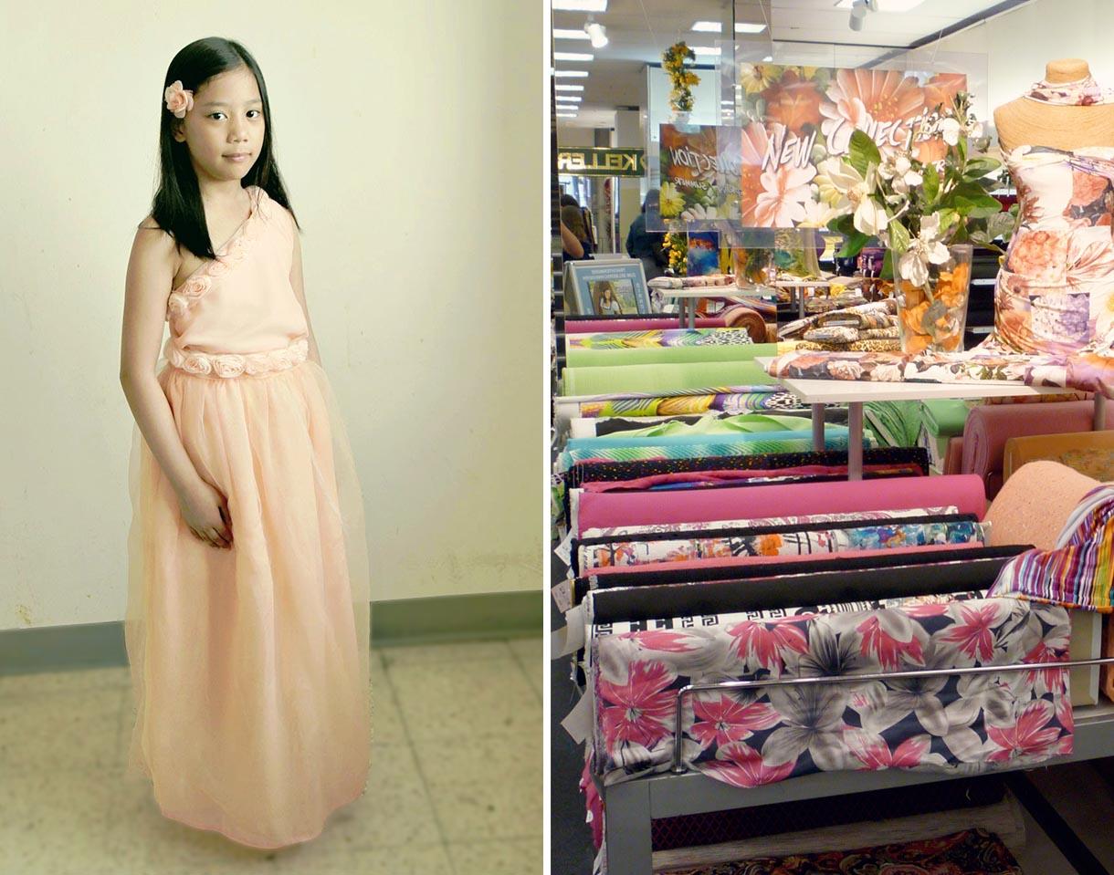Fabric Stores in Vienna Komolka