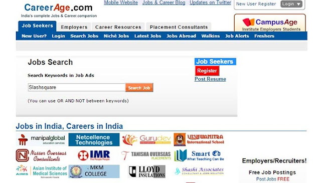 CareerAge: Best Job Portals for You to Find Job Easily: eAskme