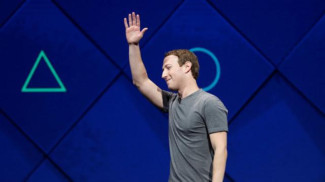 Mark Zuckerberg ya es la tercera persona más rica del mundo