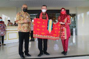 Sekda Prov Lampung Mewakili Gubernur Lampung Hadiri Acara Musrenbang Kab. Tanggamus
