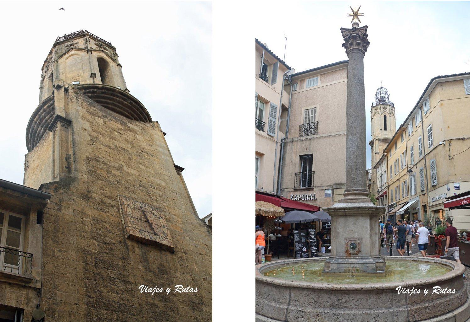 Convento de los agustinos, Aix en Provence