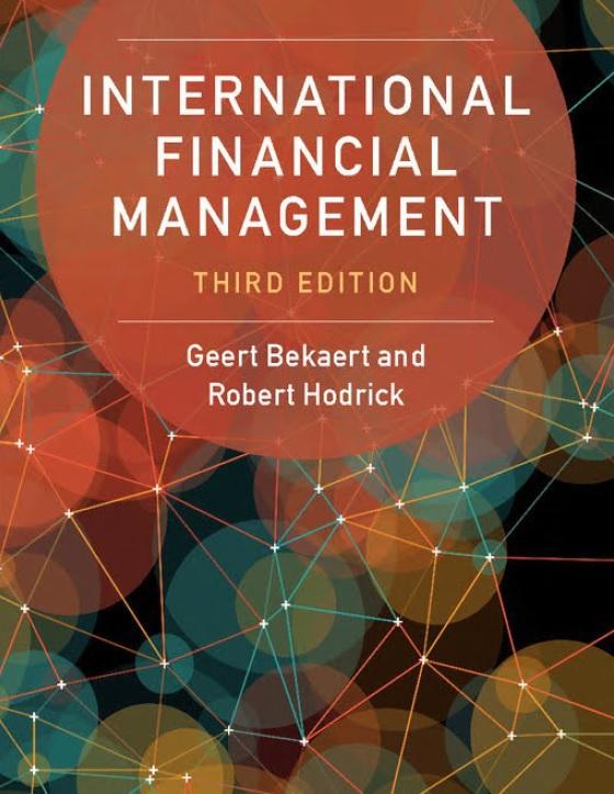 International Financial Management, 3rd Edition