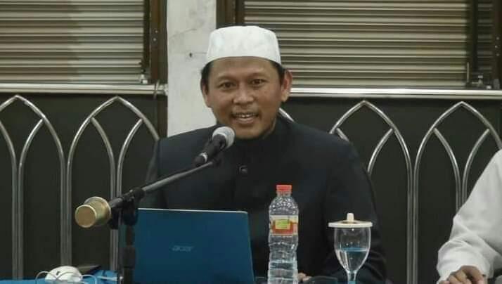 Pesan Terakhir Ustadz Mu'inudillah Basri Sebelum Wafat