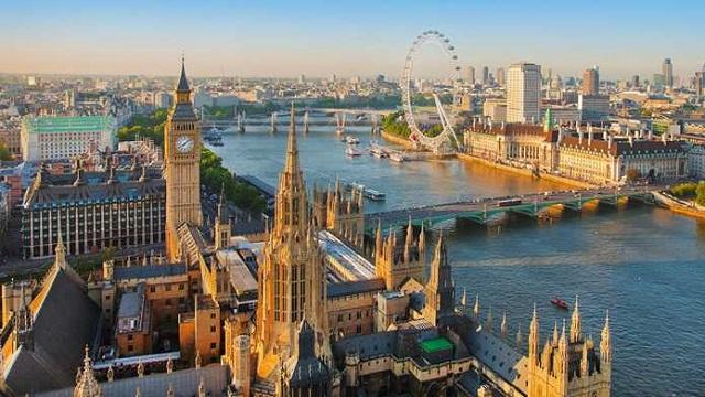 Londres - Inglaterra/Reprodução