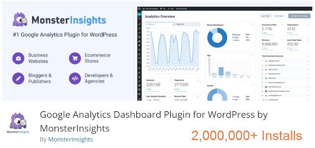 Google Analytics Dashboard Plugin