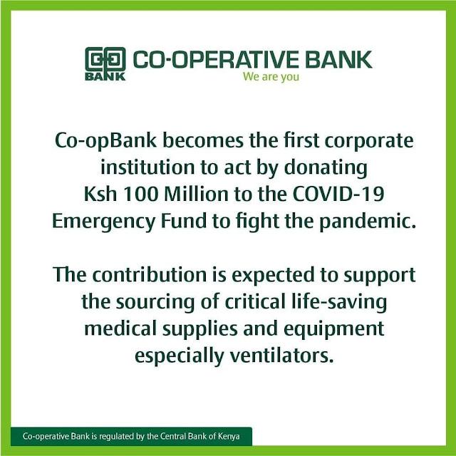 Cooperative Bank of Kenya