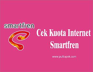 Cek Kuota Internet Smartfren dengan mudah