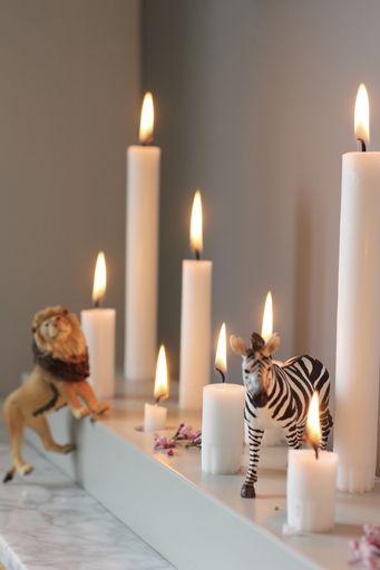 annelies design, webbutik, webbutiker, webshop, nätbutik, inredning, dekoration, ljusstake, ljusstake duo, duo 60, kalasdekorationer, kalas, födelsedag, födelsedagskalas, födelsedagen, schleich, lejon, apa, zebra,