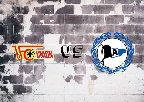 Union Berlin vs Arminia Bielefeld  Resumen