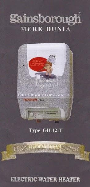pic electric water heater gainsborough merk dunia