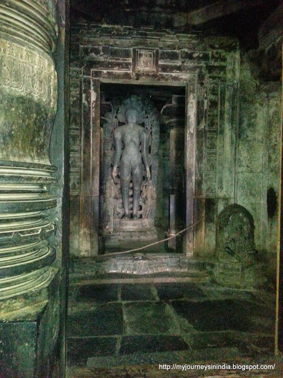 Halebidu Jain Temple