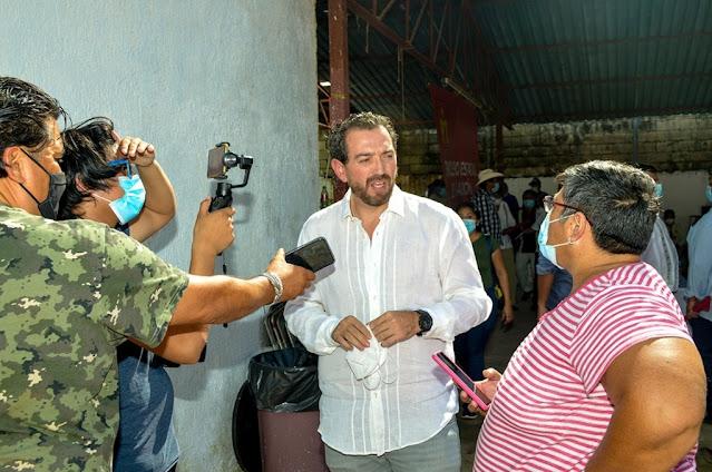 El empresario Armando Ceballos se perfila para el IV Distrito Federal, por Morena