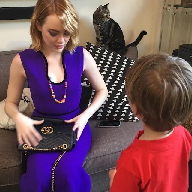 Emma Stone – Social Media Pics