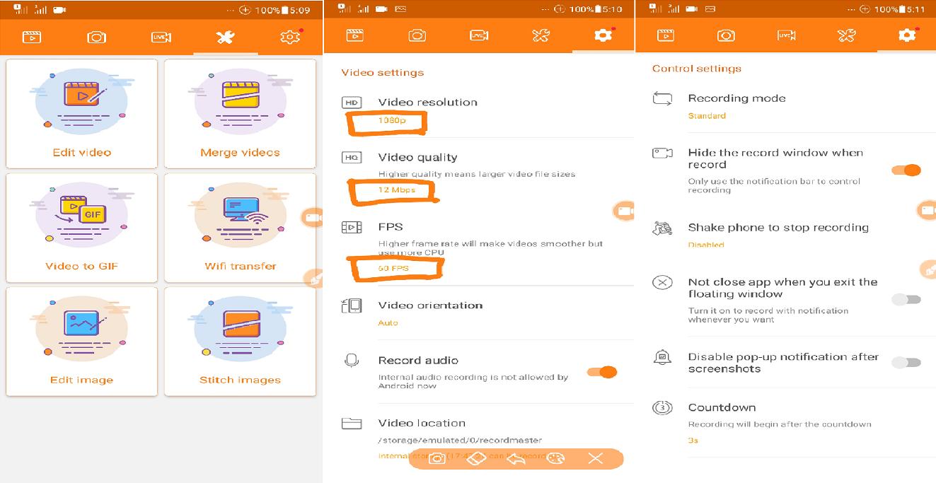 DU Recorder 2 1 5 Apk +Mod (Premium+Unlocked+Ad-Free) For