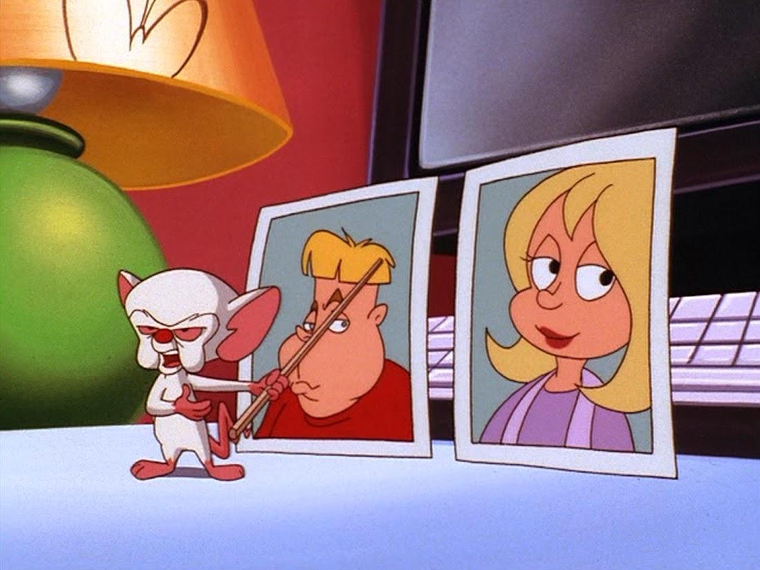Animaniacs Elmyra Duff saturday mornings forever: pinky, elmyra & the brain