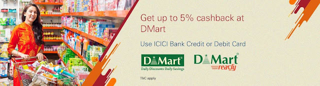 Dmart-Cashback-Offer-Bank-Offer
