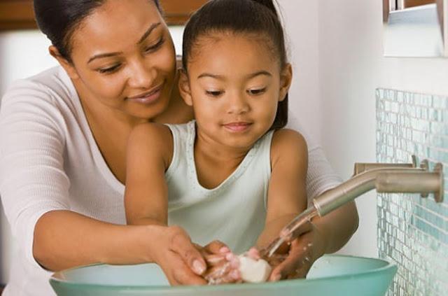 OMS Recomienda que los niños menores de 5 años no usen mascarilla