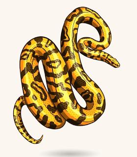 arti mimpi melihat ular