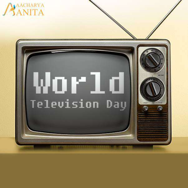 World Television Day Wishes For Facebook