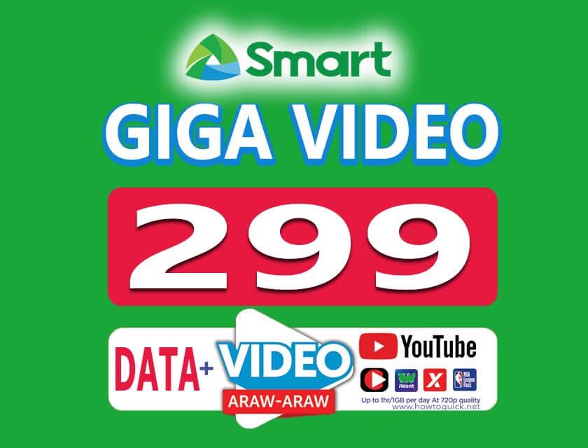 Giga Video 299