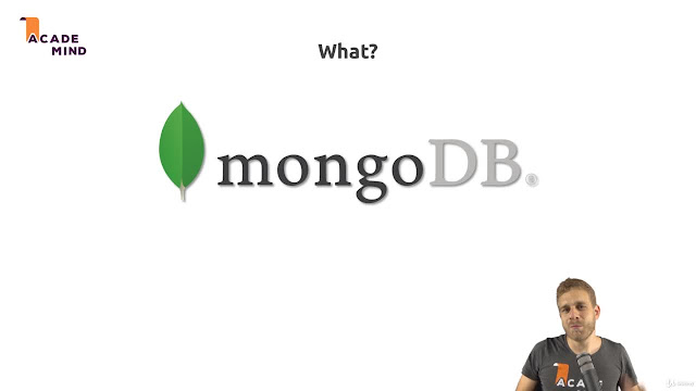 MongoDB - The Complete Developer's Guide Udemy Free Download