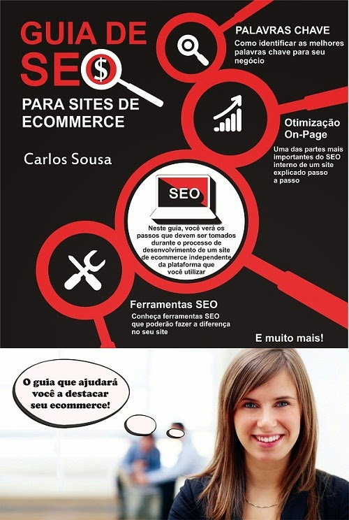 Ebook Guia de SEO Para Sites de Ecommerce