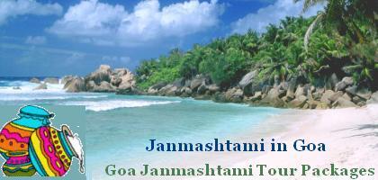 Goa - Janmasthmi 2019 PACKAGES