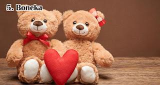 Boneka merupakan salah satu ide usaha yang laku keras menjelang valentine