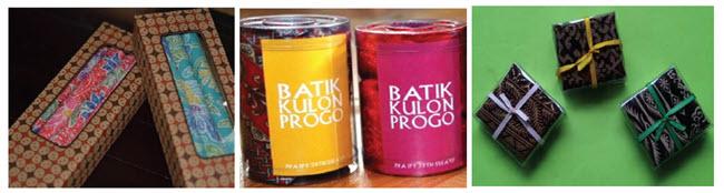 Kemasan Batik