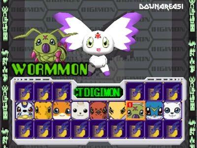 Digimon Rumble Arena PS1