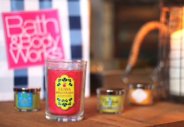 Bath and Body Works Mini Candles