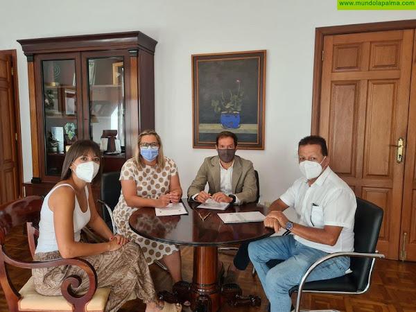 El Cabildo cede sus listas de reserva al Ayuntamiento de Fuencaliente para cubrir necesidades de personal