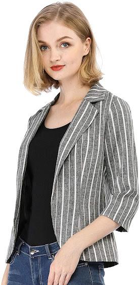 Casual Blazers Jackets