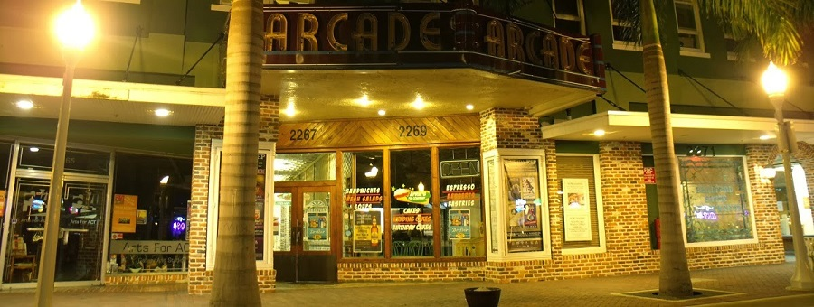 Arcade Theater en Ft Myers