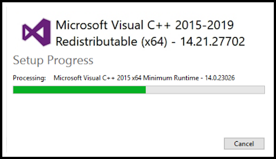 Microsoft Visual C ++  Redistributable Free Download