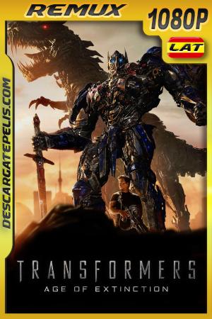 Transformers: La Era De La Extinción (2014) 1080P BDREMUX Latino – Ingles