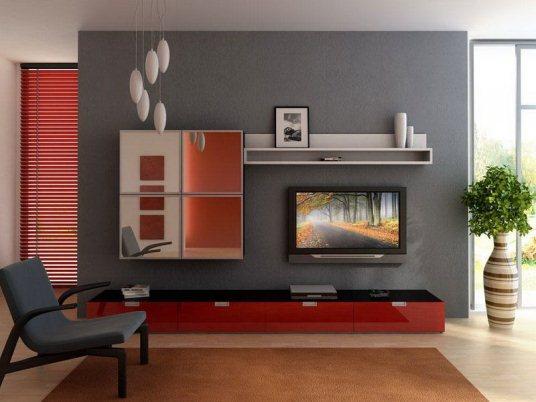 ide warna cat rumah modern
