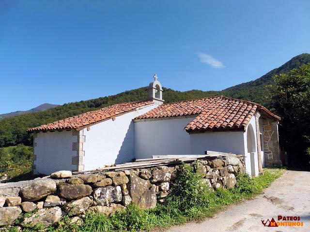 Desfiladero de Los Arrudos: Ermita San Antonio