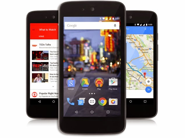 Android One Smartphone