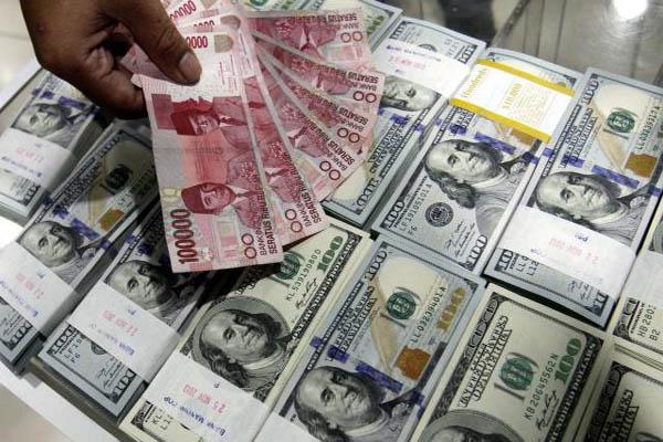 Dolar AS Keok, Rupiah Justru Terkuat di Asia Sentuh Rp 14.504