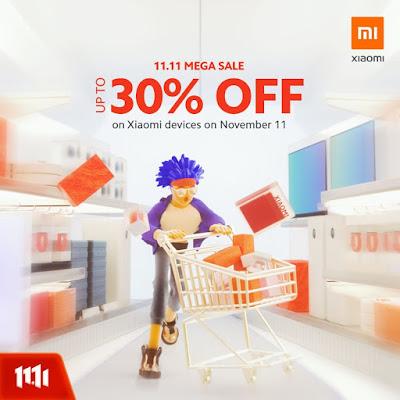 Xiaomi Mega Sale