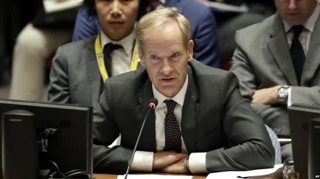 Military strikes on Syria violate international law: Sweden's UN Ambassador Olof Skoog