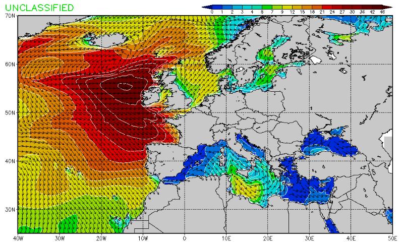 europa swell